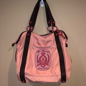 "Juicy Couture ""Her Majesty"" Travel Bag"